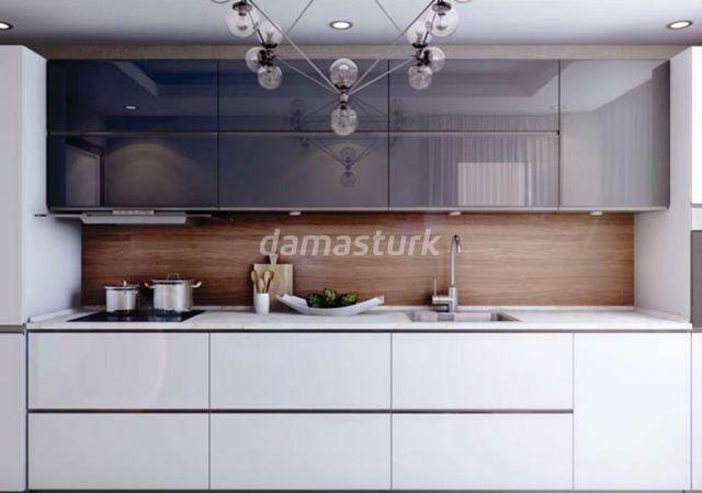شقق للبيع في أنطاليا تركيا - المجمع  DN036    شركة داماس تورك العقارية  02