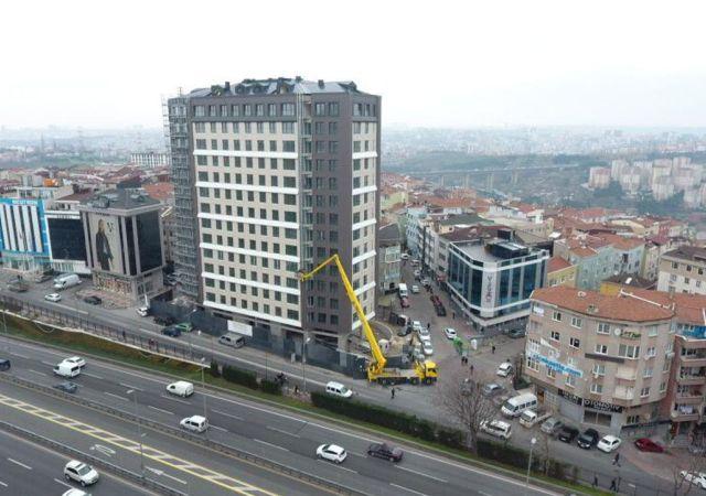شقق للبيع في تركيا - اسطنبول - المجمع  DS361     داماس تورك العقارية  01