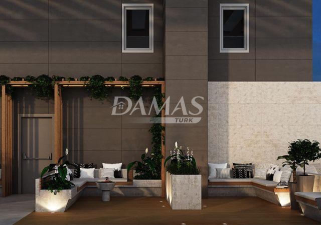 مجمع داماس 839 في اسطنبول - صورة خارجية  03