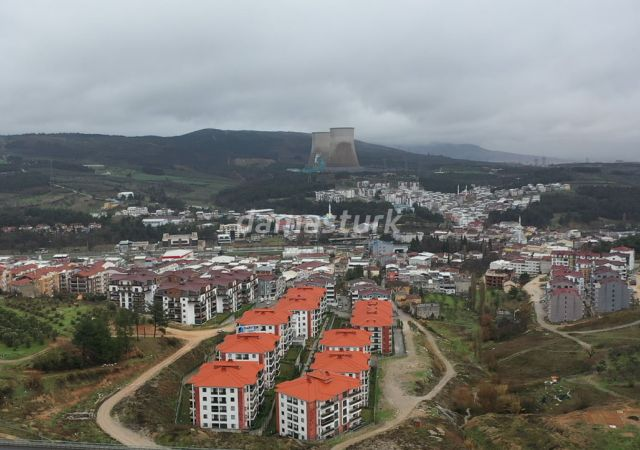 Appartements à vendre à Bursa Turquie - complexe DB032    damasturk Real Estate Company 02