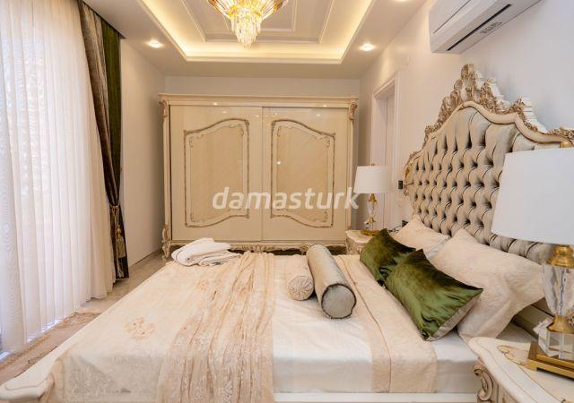 Apartments for sale in Antalya - Turkey - Complex DN080 || damasturk Real Estate Company 06