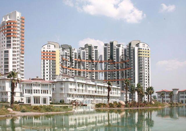 منازل للبيع في بورصة - مجمع داماس 206 في بورصة - صورة خارجية 05