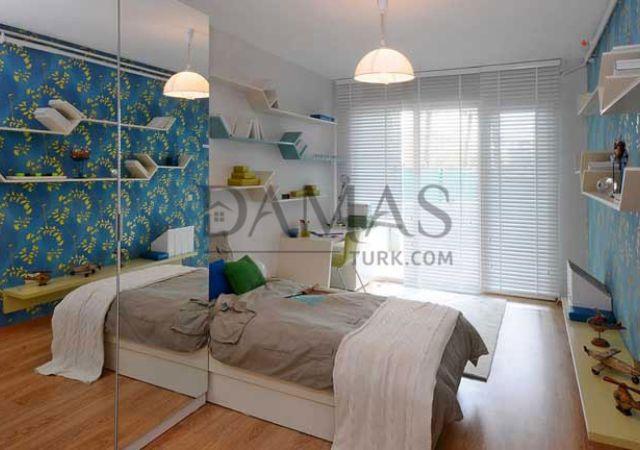 منازل للبيع في بورصة - مجمع داماس 206 في بورصة - صورة داخلية 05