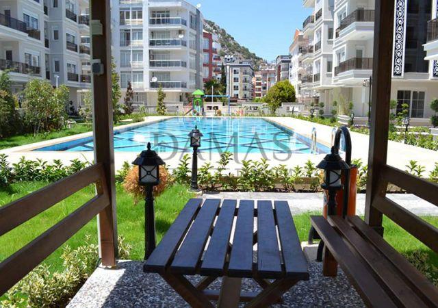 منازل للبيع في انطاليا - مجمع داماس 606 في انطاليا - صورة خارجية 01
