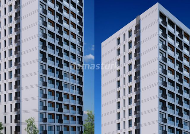 Apartments for sale in Turkey - complex DS320 || damasturk Real Estate Company 03