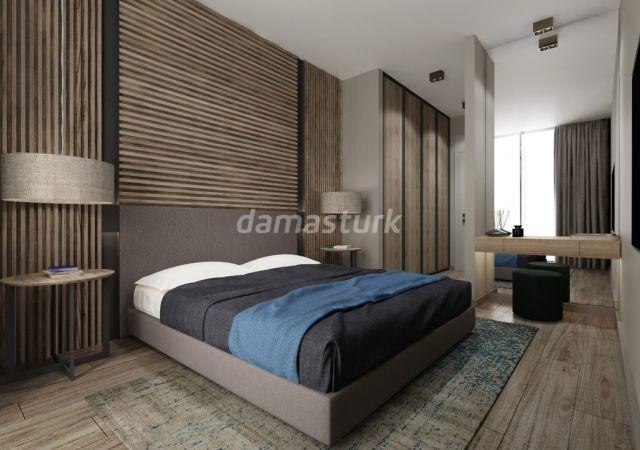 شقق للبيع في إسطنبول تركيا - المجمع DS216 || شركة داماس تورك العقارية  06