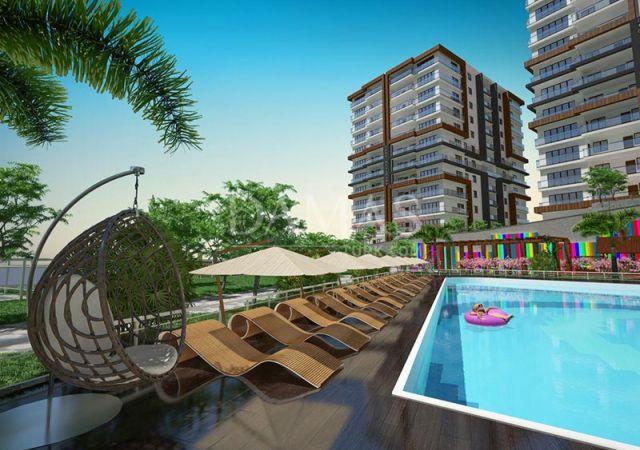 منازل للبيع في طرابزون - مجمع داماس 406 في طرابزون - صورة خارجية 08