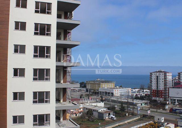 مجمع داماس 418 في اسطنبول - صورة خارجية 03