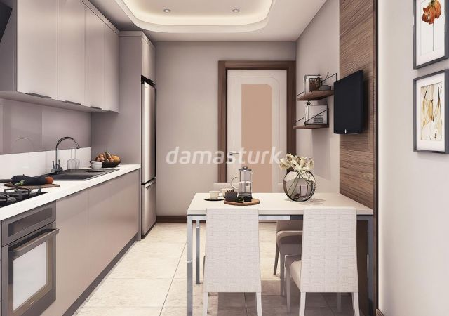 شقق للبيع في تركيا - اسطنبول - المجمع  DS336    شركة داماس تورك العقارية  04