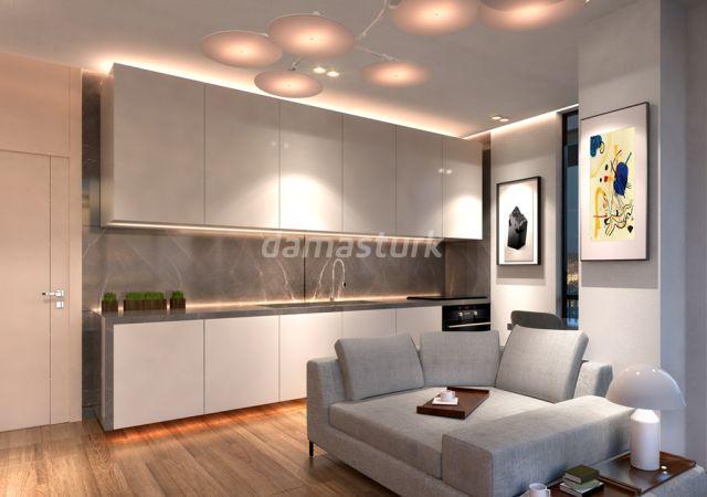 شقق للبيع في إسطنبول تركيا - المجمع DS307    شركة داماس تورك العقارية  03
