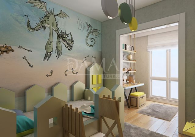 Damas Project D-103 in Istanbul - interior picture 05