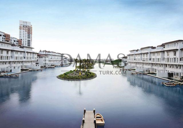 منازل للبيع في بورصة - مجمع داماس 206 في بورصة - صورة خارجية 10