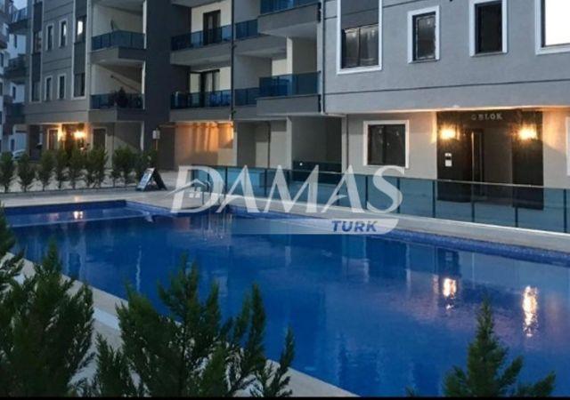 مجمع داماس 843 في اسطنبول - صورة خارجية   05