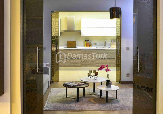 مجمع شقق جاهز للسكن بإطلالة خضراء في اسطنبول الآسوية منطقة سنجاك تبه DS290  || شركة داماس تورك العقارية 05