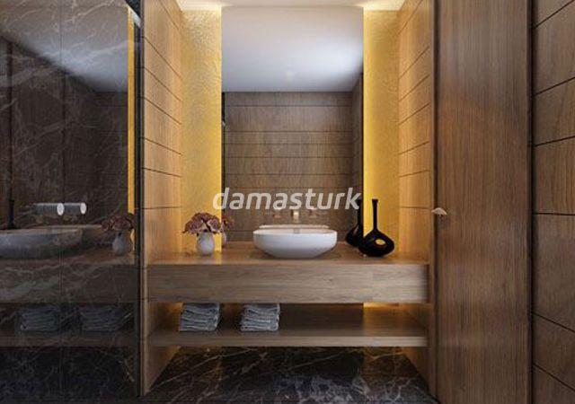 شقق للبيع في أنطاليا تركيا - المجمع  DN031 || شركة داماس تورك العقارية  02