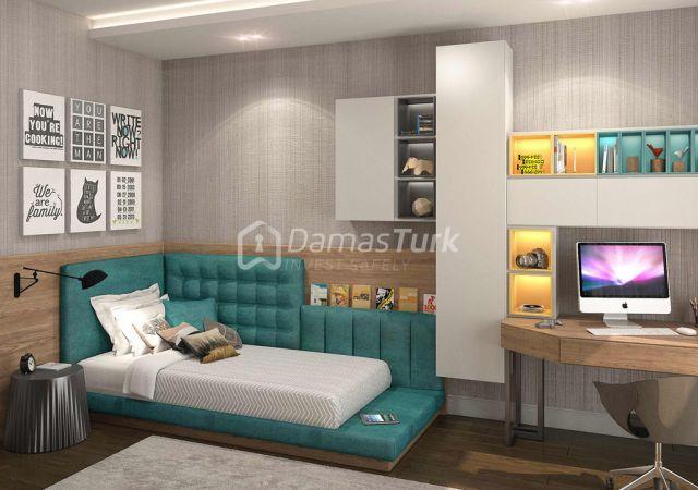 مجمع استثماري فاخر جاهز للسكن في اسطنبول الأوروبية منطقة بكركوي . DS277 || داماس تورك العقارية 03