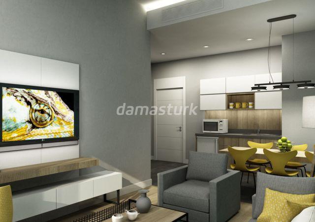 شقق فندقية للبيع في تركيا - المجمع  DS313|| شركة داماس تورك العقارية  07