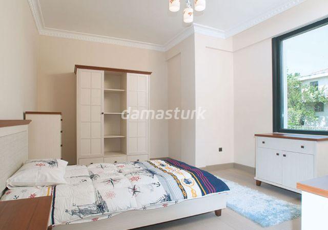 Villas for sale in Turkey - Istanbul - the complex DS358 || damasturk Real Estate 15