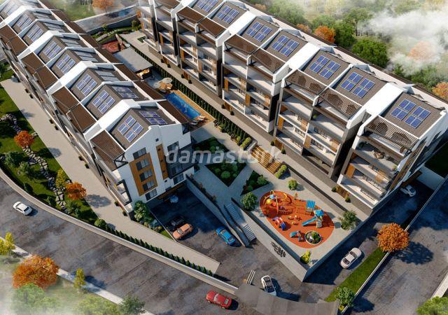 شقق للبيع في بورصة تركيا - المجمع DB028    شركة داماس تورك العقارية 03
