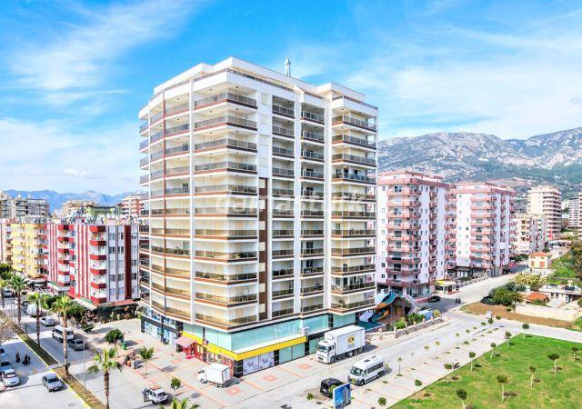 شقق للبيع في أنطاليا - تركيا - المجمع  DN079     شركة داماس تورك العقارية  02
