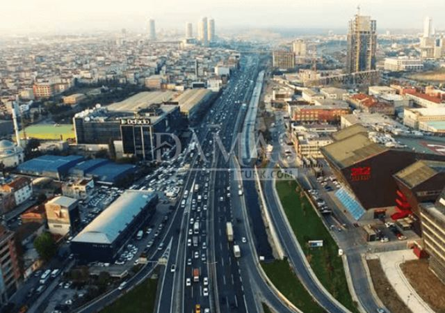 مجمع داماس 259 في اسطنبول - صورة خارجية 05