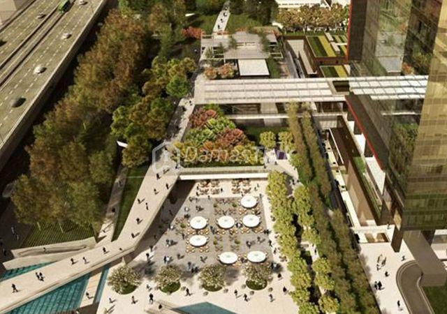 مجمع شقق استثماري جاهز للسكن بإطلالة بحرية رائعة  في اسطنبول الأوروبية منطقة شيشلي DS293  || شركة داماس تورك العقارية 02