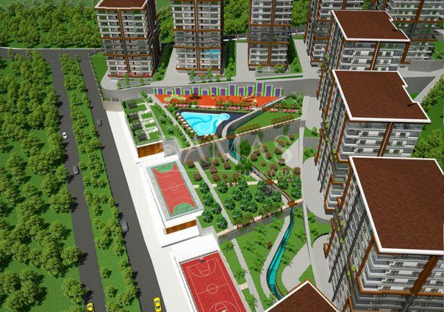 منازل للبيع في طرابزون - مجمع داماس 406 في طرابزون - صورة خارجية 02