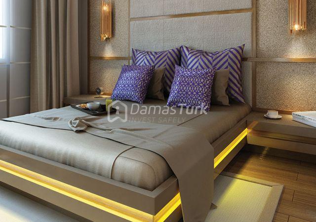 مجمع شقق ومحلات تجارية جاهز للسكن في اسطنبول الأوروبية منطقة بيليك دوزو DS284  || شركة داماس تورك العقارية 01