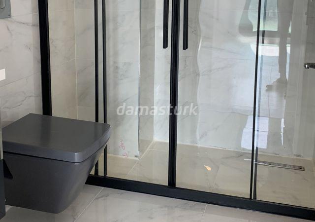 مجمع جاهز للسكن بنظام الشقق الذكية بإطلالة بحرية رائعة في اسطنبول الأوروبية منطقة بيليك دوزو || شركة داماس تورك العقارية 04