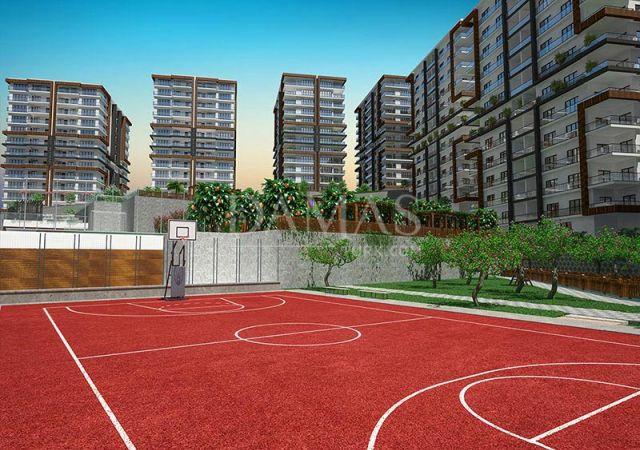 منازل للبيع في طرابزون - مجمع داماس 406 في طرابزون - صورة خارجية 07