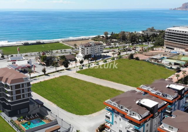 شقق للبيع في أنطاليا - تركيا - المجمع  DN083      شركة داماس تورك العقارية  03