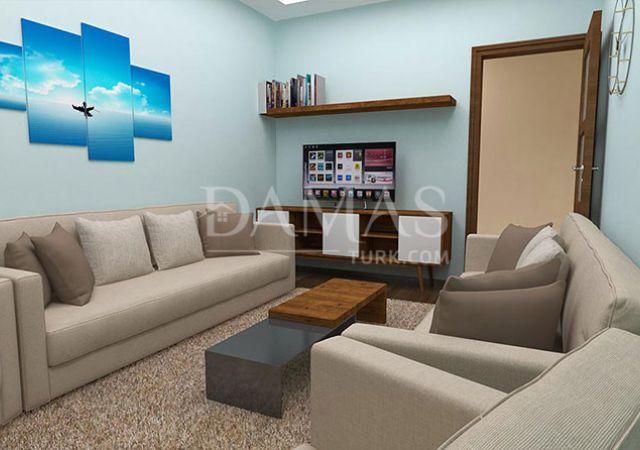 منازل للبيع في طرابزون - مجمع داماس 406 في طرابزون - صورة داخلية 01