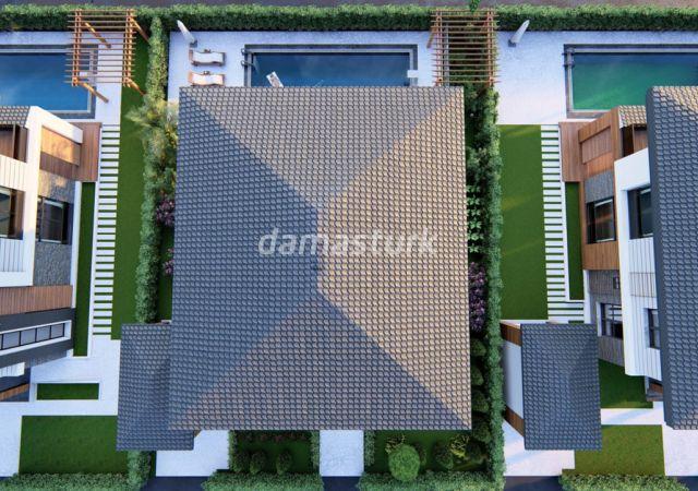 فلل للبيع في أنطاليا - تركيا - المجمع  DN051   || شركة داماس تورك العقارية  03