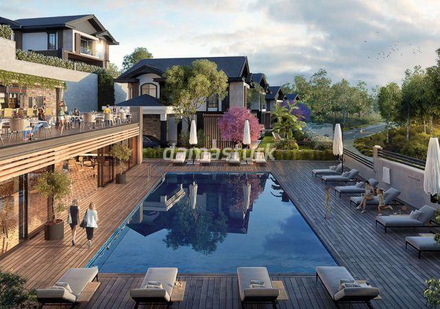 Apartments for sale in Turkey - Kocaeli - complex DK011 || damasturk Real Estate Company 02