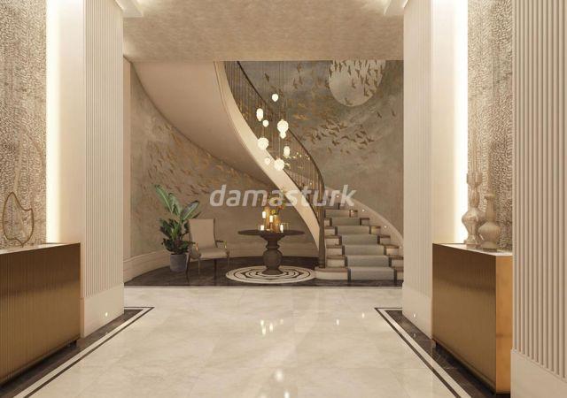 فلل للبيع في تركيا - المجمع  DS327    شركة داماس تورك العقارية  03