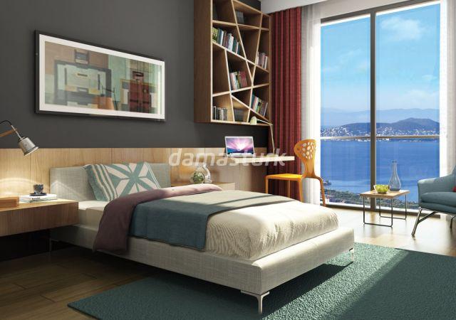 شقق للبيع في تركيا - اسطنبول - المجمع  DS356    داماس تورك العقارية  03