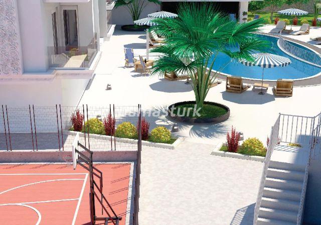 شقق للبيع في أنطاليا تركيا - المجمع  DN025 || شركة داماس تورك العقارية  05
