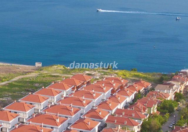 Villas for sale in Turkey - Istanbul - the complex DS358 || damasturk Real Estate 02