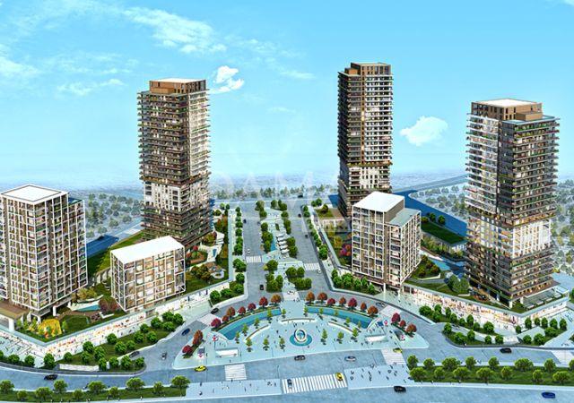 مجمع داماس 805 في اسطنبول - صورة خارجية 02