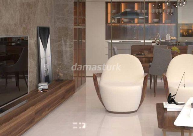 شقق للبيع في أنطاليا تركيا - المجمع  DN028 || شركة داماس تورك العقارية  05