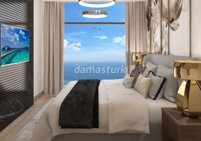 شقق للبيع في تركيا - اسطنبول - المجمع  DS352 || داماس تورك العقارية  08