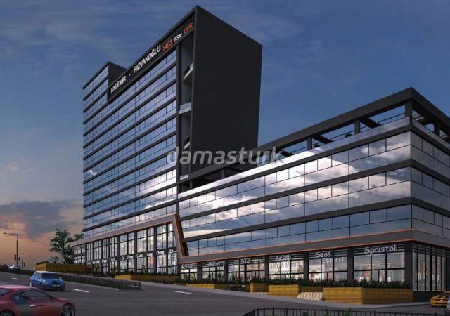 Offices for sale in Turkey - Bursa - the complex DB033 || damasturk Real Estate Company 03