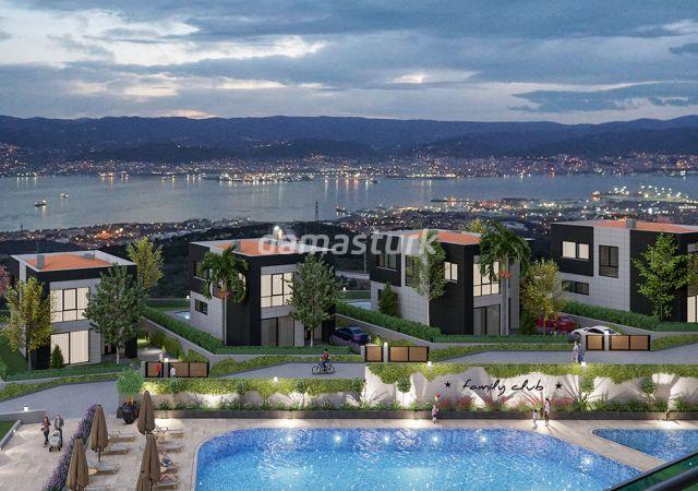 شقق وفلل للبيع في تركيا - كوجالي - المجمع  DK012 || شركة داماس تورك العقارية  09