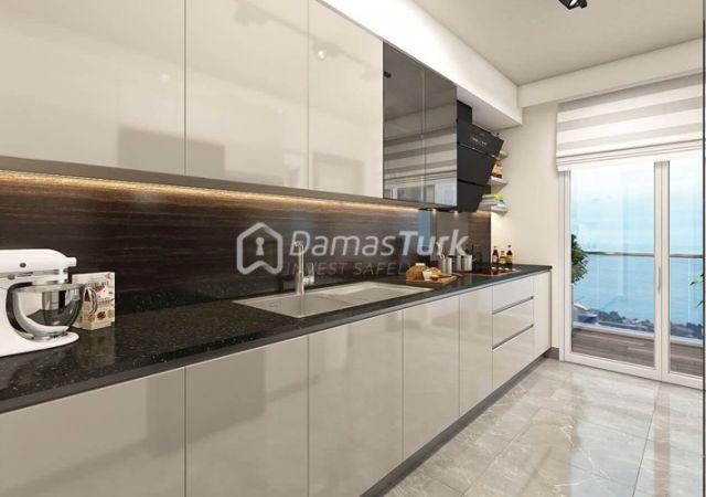 مجمع شقق جاهز للسكن في إسطنبول الأوروبية في منطقة باشاك شهير - DS045    داماس تورك العقارية 03