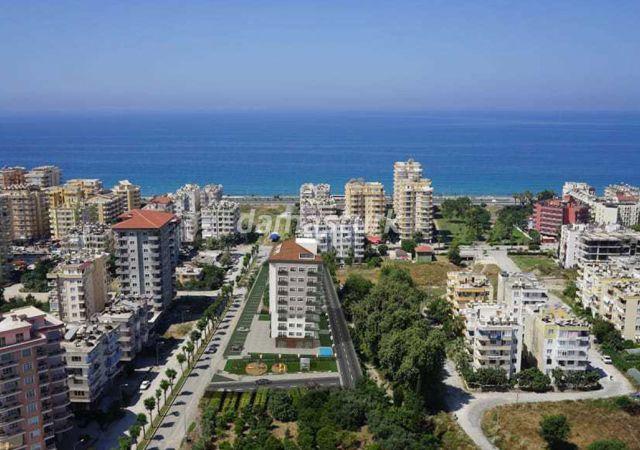 شقق للبيع في أنطاليا - تركيا - المجمع  DN064  || شركة داماس تورك العقارية  03