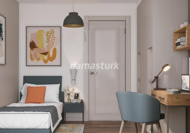 شقق للبيع في تركيا - المجمع  DS325 || شركة داماس تورك العقارية  04