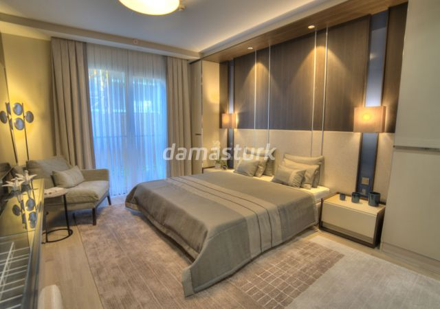 شقق للبيع في تركيا - اسطنبول - المجمع  DS360 || داماس تورك العقارية  11