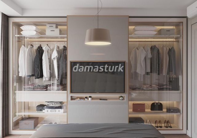شقق للبيع في تركيا - المجمع  DS325 || شركة داماس تورك العقارية  01