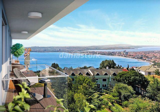 شقق للبيع في إسطنبول تركيا - المجمع DS310    شركة داماس تورك العقارية  02