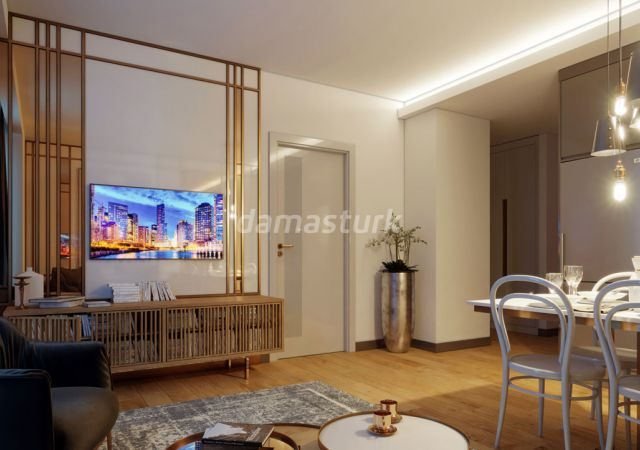 Apartments for sale in Turkey - complex DS320 || damasturk Real Estate Company 06